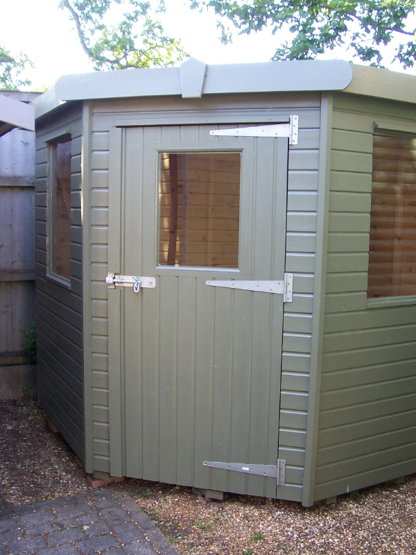 Nyi Imas Backyard Shed Regulations