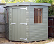 Garden shed suppliers isle of wight