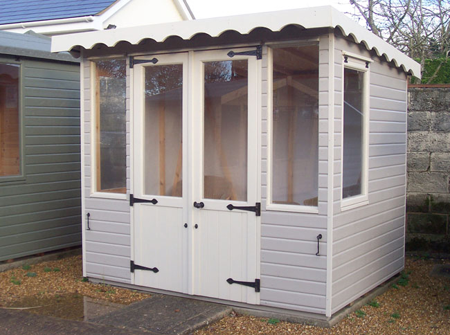 Optional Extras For Forest Sheds